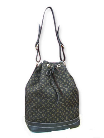 2012 Sac Louis Vuitton Femme Plissé Monogram Denim